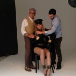 Making-of des photos Lorieux Sprung Freres