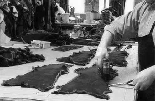 Sprung freres Paris artisan fourreur