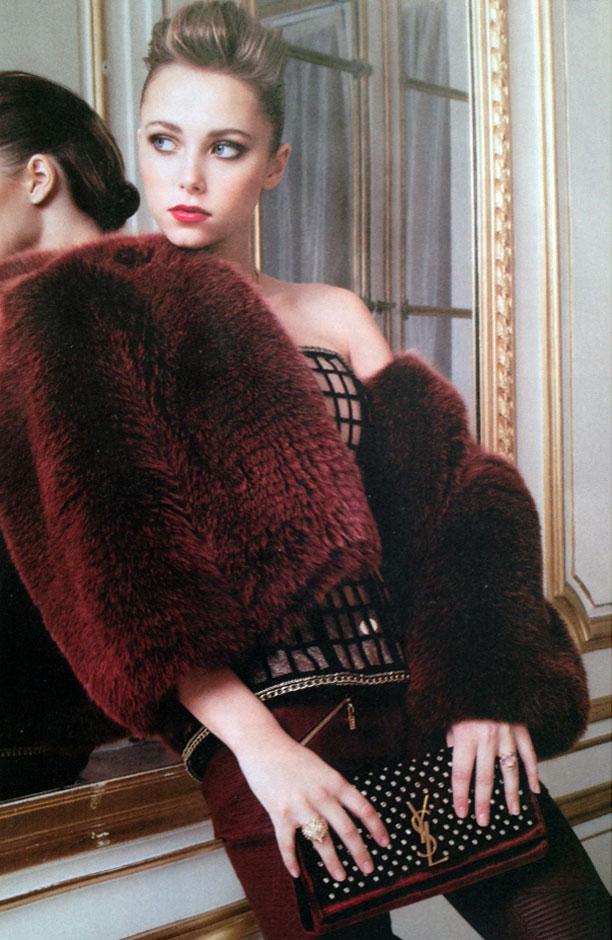 La Parisienne December 2014